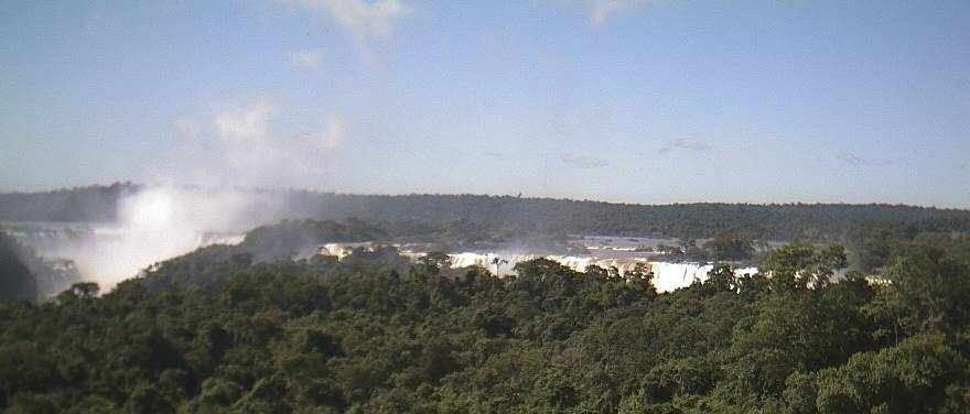A favourite view from Sheraton Iguazú Resort & Spa
